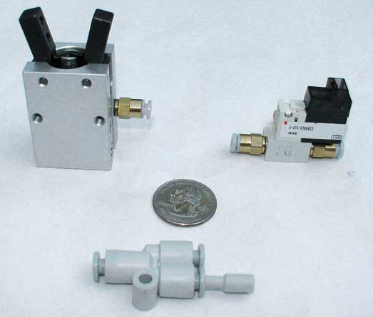 Gripper Kit Components